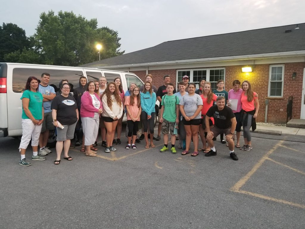 St. Andrew's 2018 Mission Team